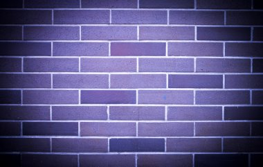 Vintage style of Brick wall texture and background
