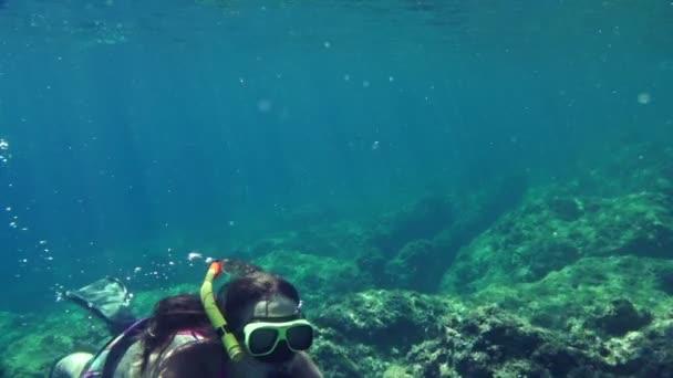 šnorchlování v Jaderském moři