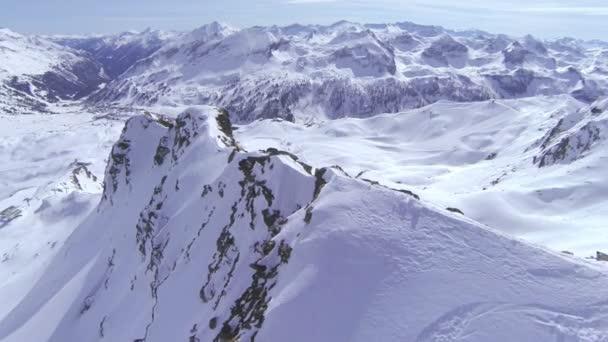 hory v zimě