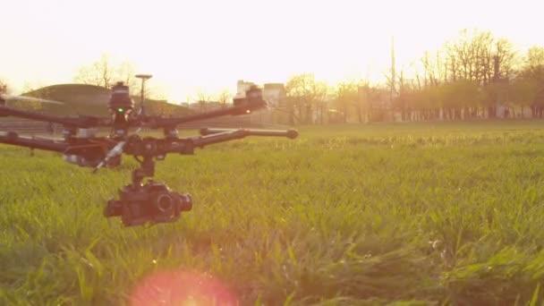 létající drone