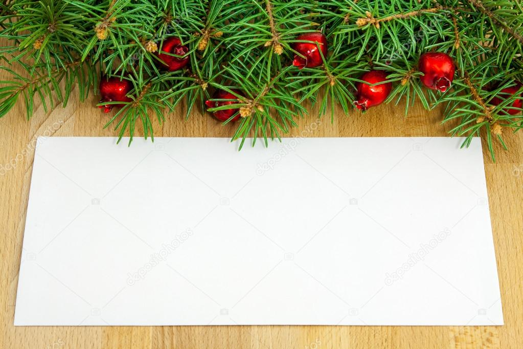 Christmas Border With Red Berries And Toys Stock Photo C Nblxer