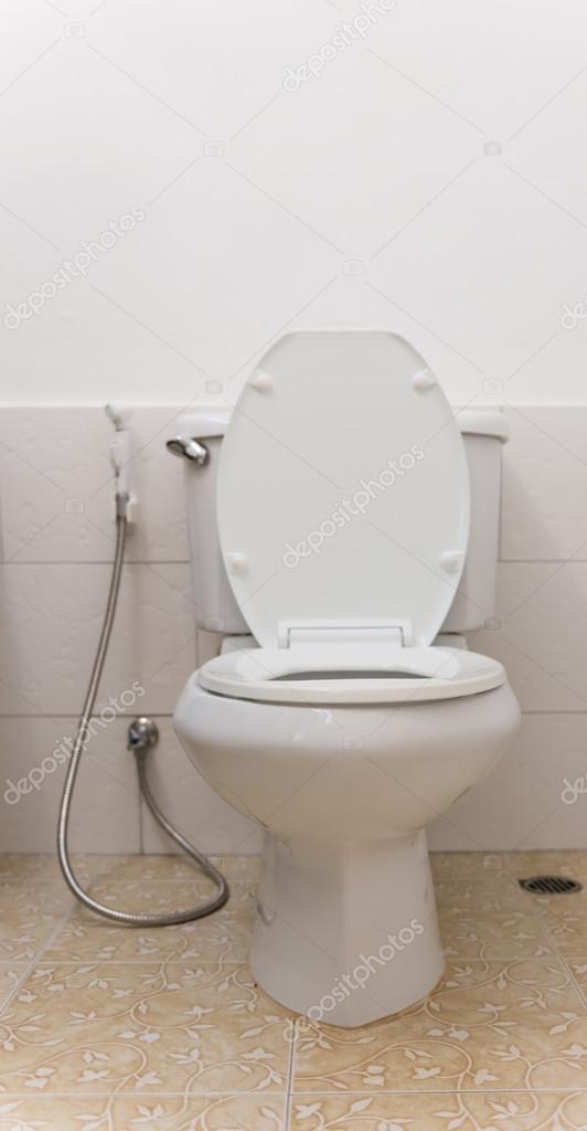 toalett spruta