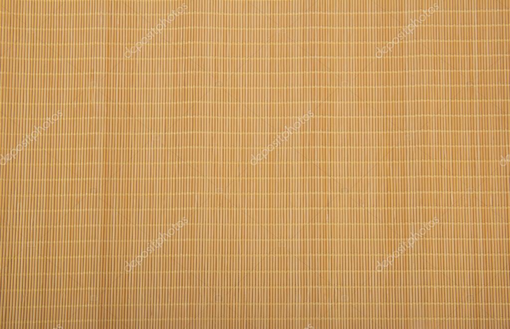 Gelber Bambus Teppich Hintergrund Stockfoto C Laboko 32293593