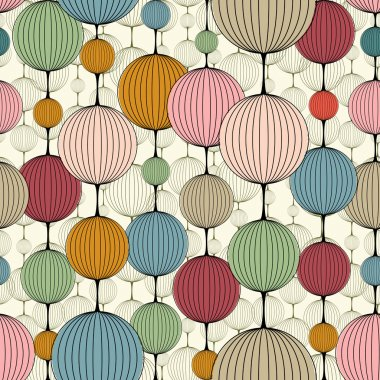 Abstract seamless pattern, background.