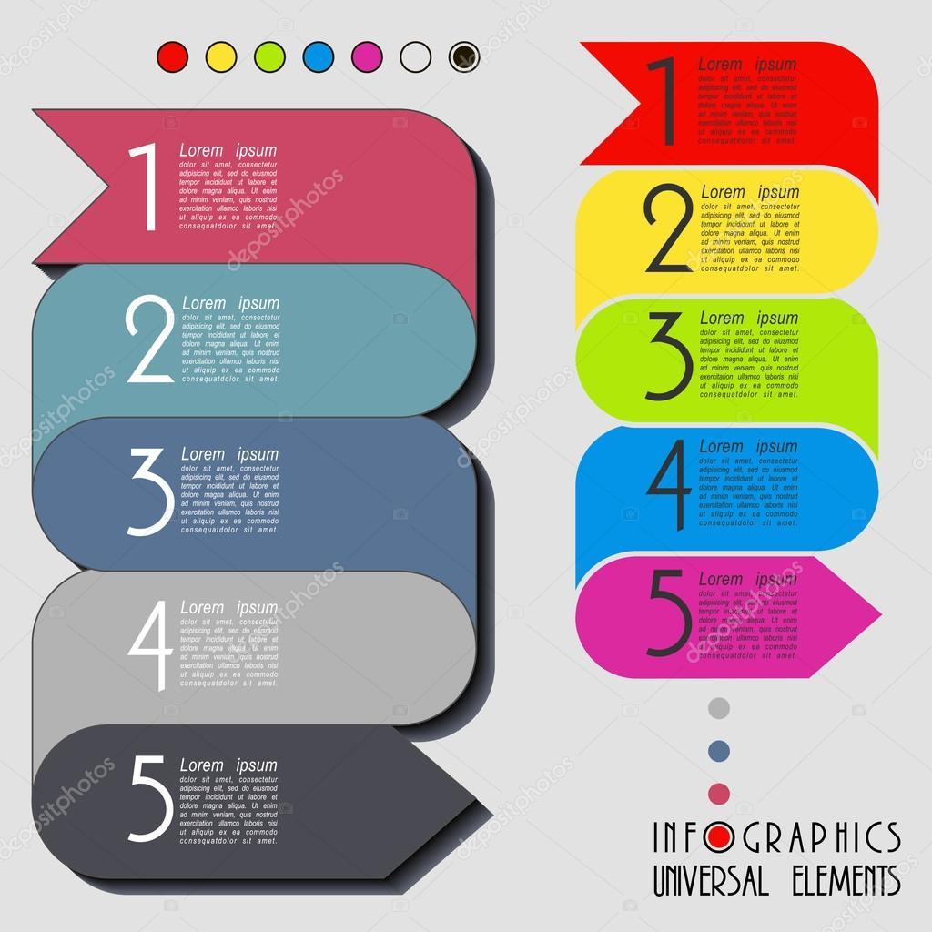 Presentaciones coloridas con cuadro de texto 5 — Archivo Imágenes ...