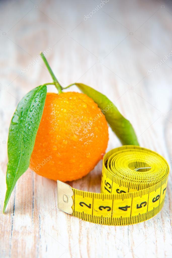 мандарин калорийность при похудении