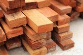 sada dřeva borového dřeva pro stavebnictví