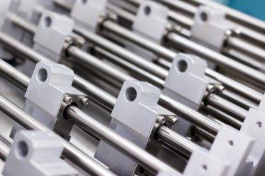 Aluminium structural metal shapes