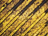 Grungy pozadí žluté