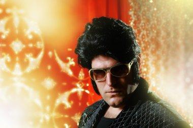 Elvis Presley impersonator