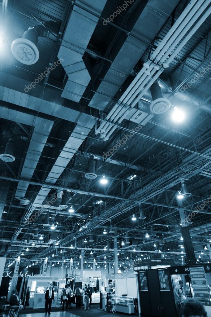 Huge industrial space