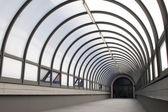 üveg alagút