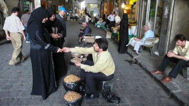Souk Al-Hamidiyeh in Damascus, Syria