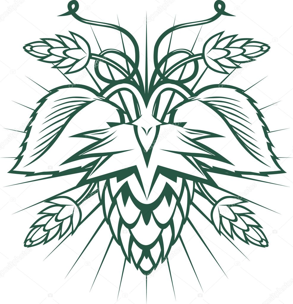 Hops Emblem