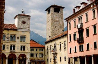 Belluno, Italy: Piazza dell Duomo