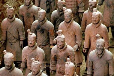Xi'an, China: Museum of Terra
