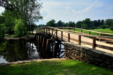 Concord, MA: Old North Bridge
