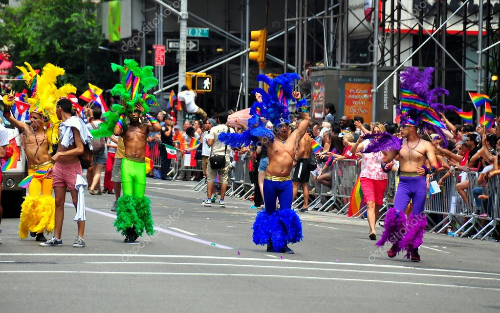 from Dominic latino gay pride