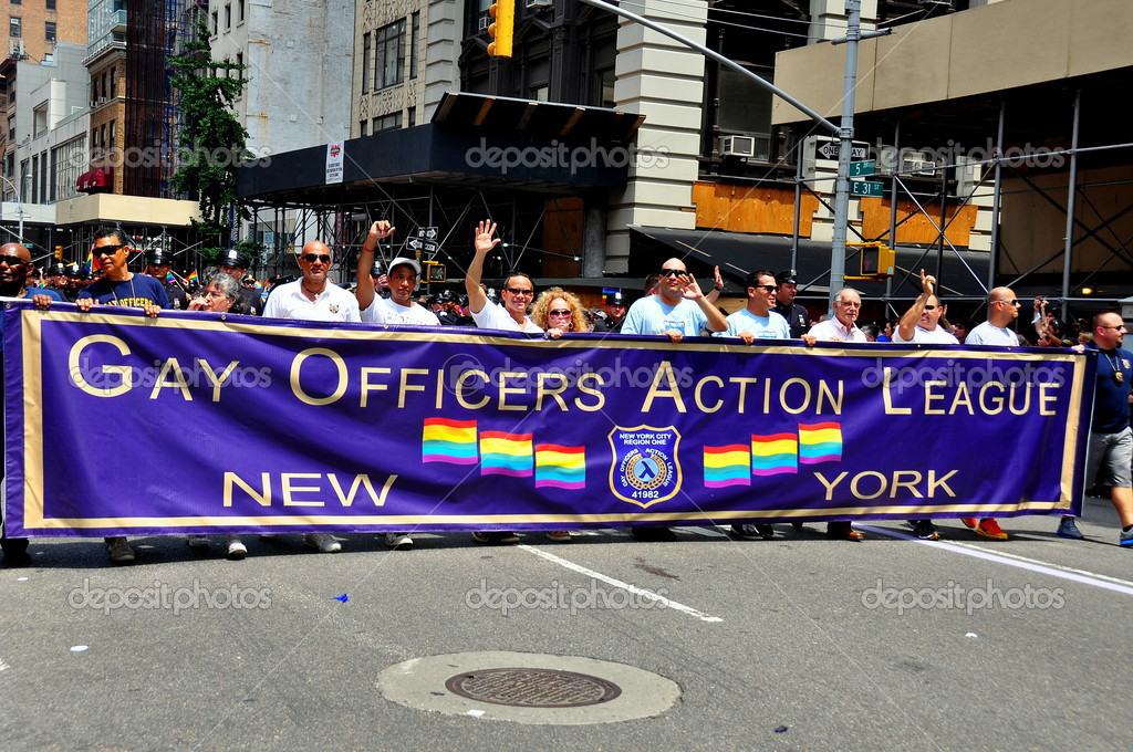 from Brenden nypd gay officers