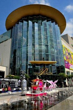 Bangkok, Thailand: Siam Paragon Shopping Center