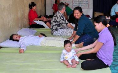 Chiang Mai, Thailand: Wat Sum Pao Massage Spa