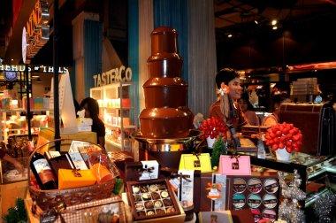 Bangkok, Thailand: Chocolatier at Siam Paragon Food Hall