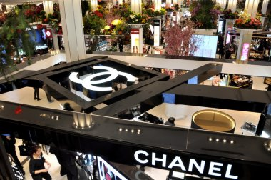 NYC: Coco Chanel Boutique at Macy's
