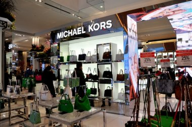 NYC: Michael Kors Boutique at Macy's