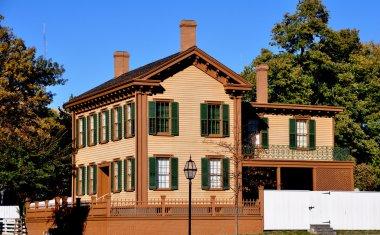 Springfield, Illinois:  Abraham Lincoln National Historic Site