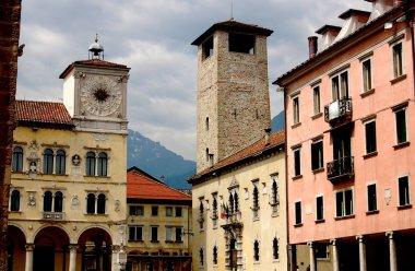 Belluno, Italy: Piazza del Duomo