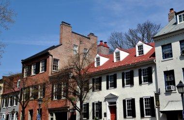 Alexndria, VA: 18-19th Century Homes on Cameron Street
