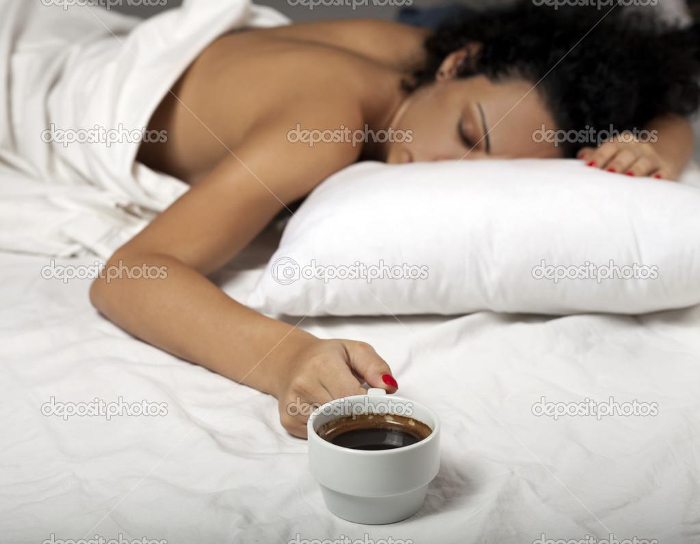 кофе картинка в постель
