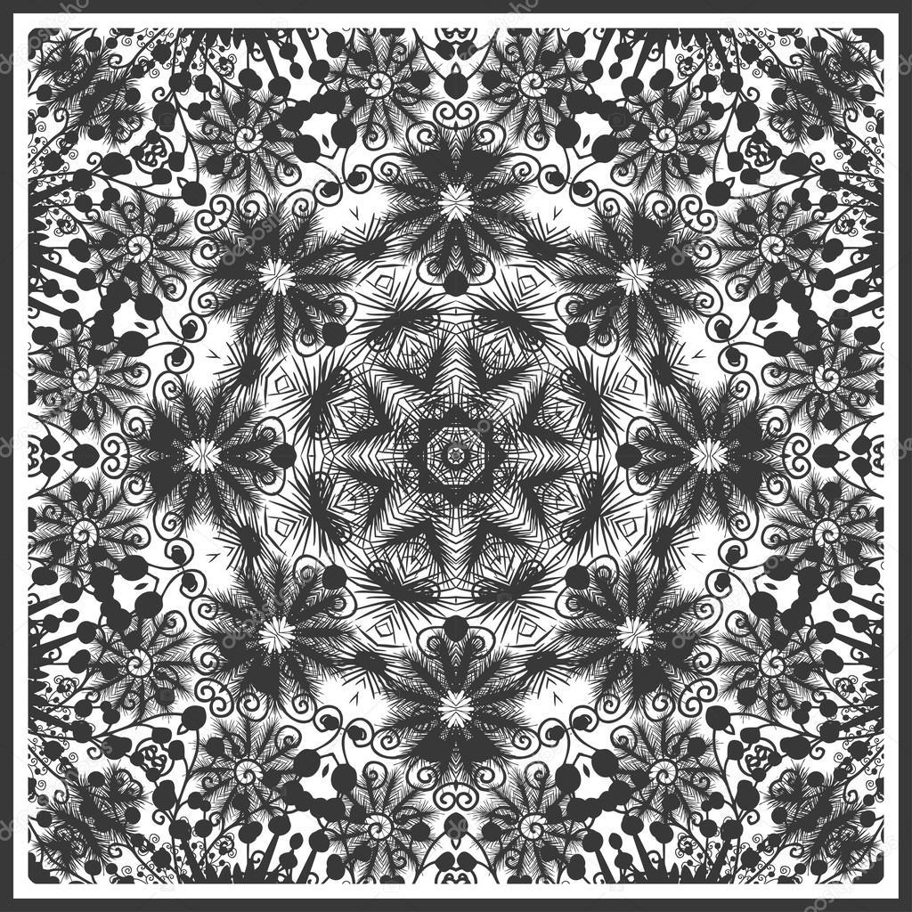 arabische muster — stockvektor © dariarra 32464929