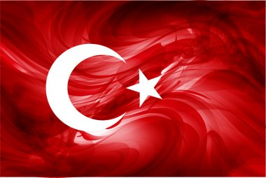 Turkish Flag.