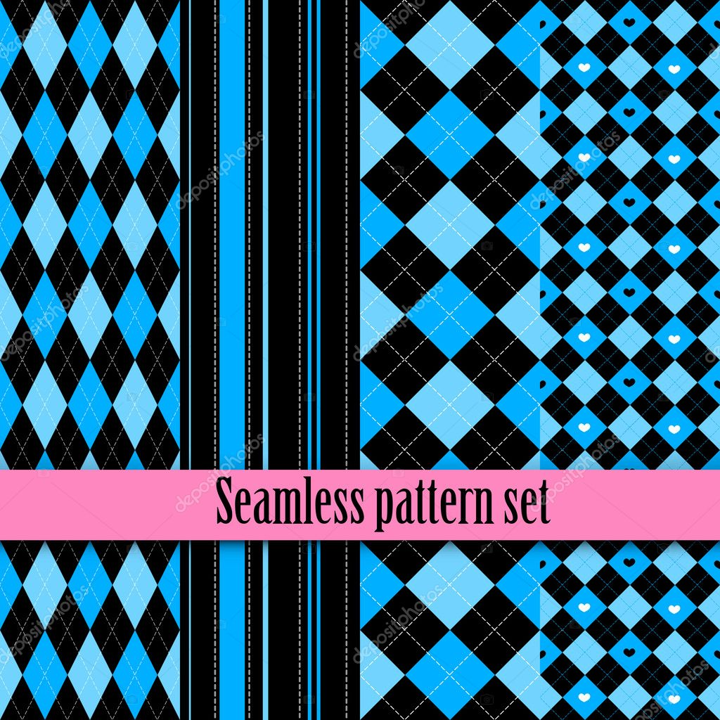Seamless black and white checkered texture stock images image - Black And White Seamless Texture With Pink Blue Fashion Bright Diagonal Lines Checkered Girls Monster Party Gothic Party Halloween