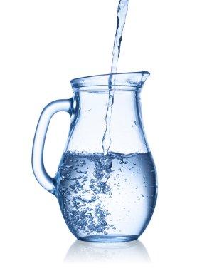 Water into jug