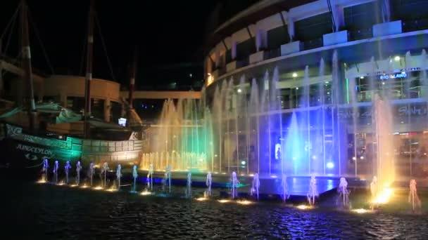 26.02.12. Phuket. Fountain Show in Jungceylon.