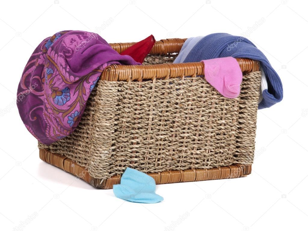 Bilder von schmutziger Unterwäsche