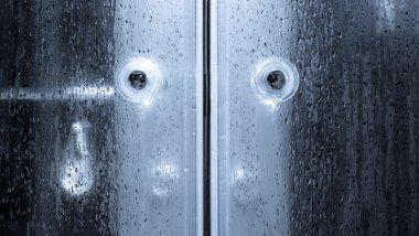 Doors in the shower