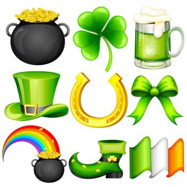 Saint Patrick's Day Object