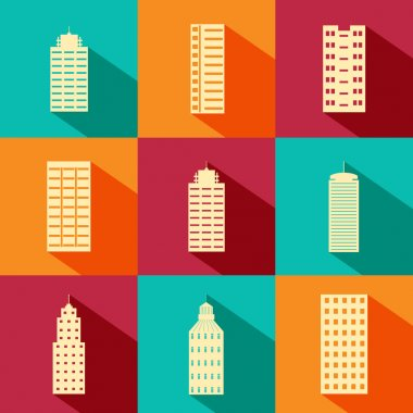 Building and Skyscraper icon