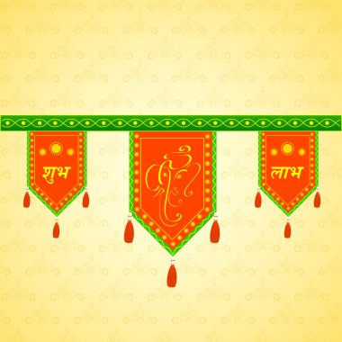 Doorway hanging for Indian traditional decoration