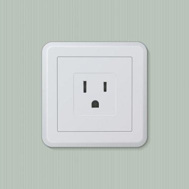 American electric socket 05