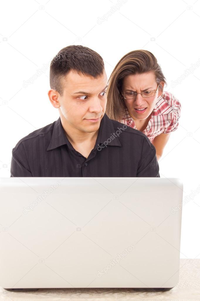 vriendje gevangen op dating site