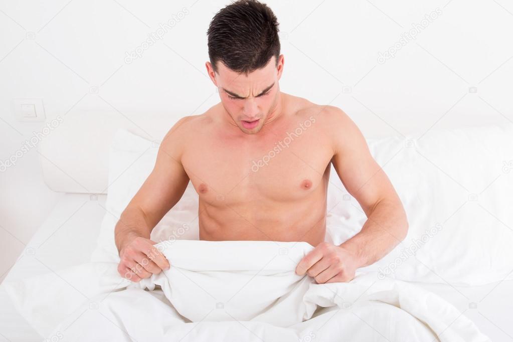 Постель человек секс