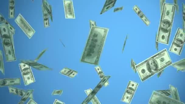 dolarů exploze, velké peníze