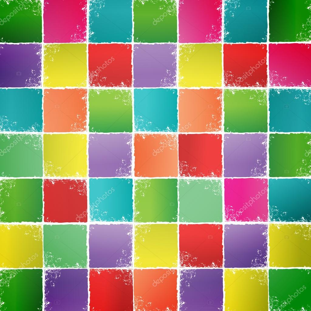 Sfondo quadrati colorati foto stock artag 34328461 for Piani domestici di 2000 piedi quadrati