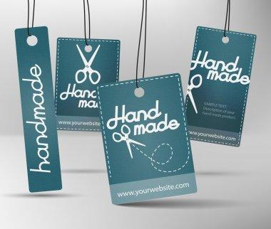 Handmade Product Label