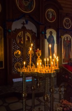 Candles in the Orthodox Church