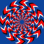 rotace efekt